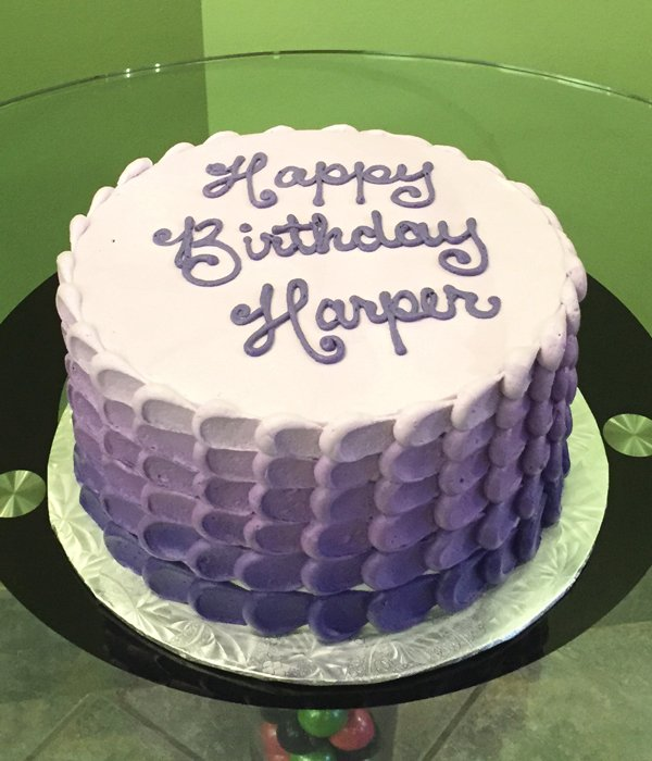 Nia Ombre Layer Cake