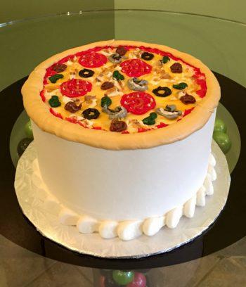 Pizza Layer Cake