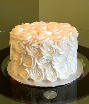Rosette Layer Cake