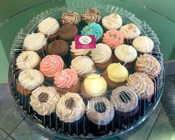 Cake Cupcake Party Tray