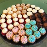 Mini Cake Cupcake Party Tray
