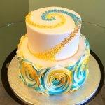 Angela Tiered Cake