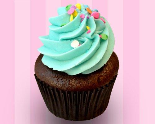Chocolate Birthday Cake Cupcake Classy Girl Cupcakes