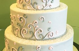Devon Wedding Cake