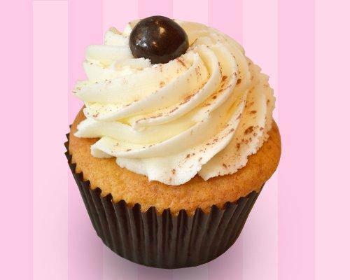 Irish Coffee Cupcake
