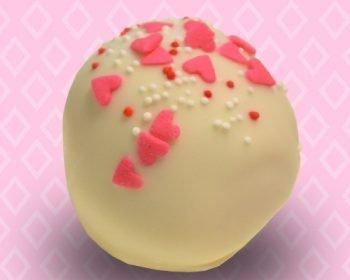 Valentines Day Cupcake Bomb