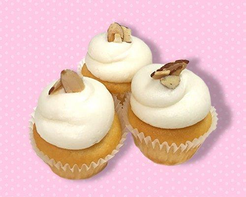 Almond Mini Cupcake