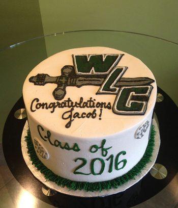 Graduation Layer Cake - WLC