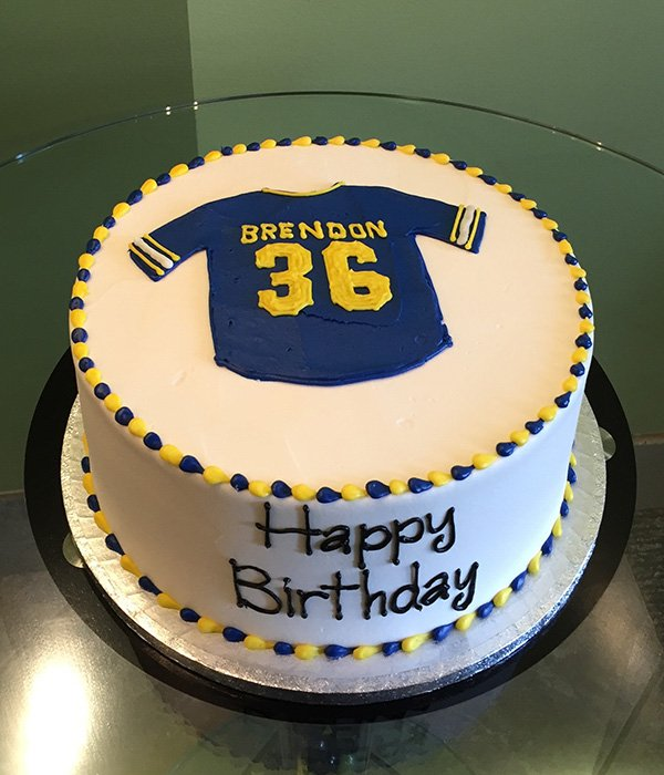 Jersey Layer Cake - Marquette