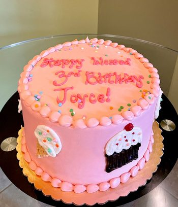 Sweet Shoppe Layer Cake