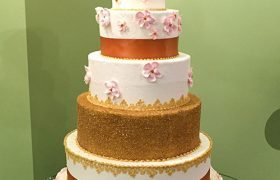 Tessa Wedding Cake