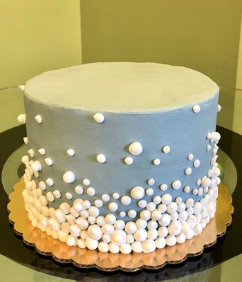 Giselle Layer Cake - Blue