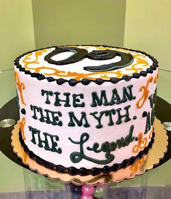 Vintage Dude Layer Cake - Side