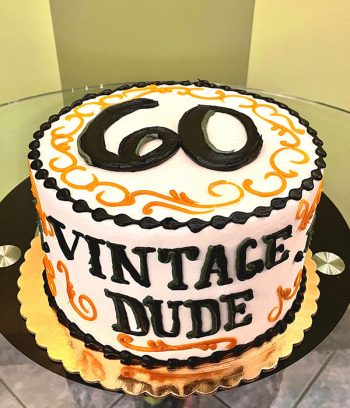 Vintage Dude Layer Cake - Front