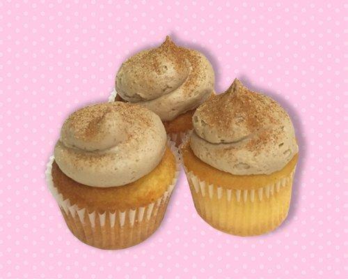 Chai Mini Cupcake