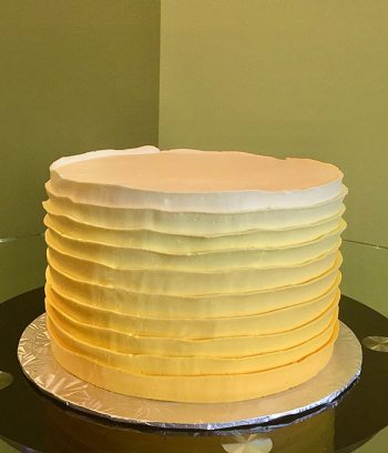 Country Ribbon Ombre Layer Cake - Yellow