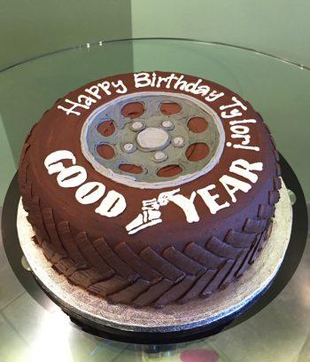 Tire Layer Cake