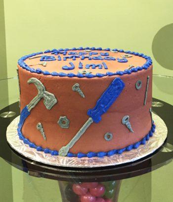 Tools Layer Cake