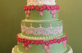 Madeline Wedding Cake