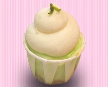 Margarita Cheesecake Cupcake