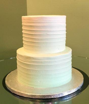 Anabelle Ombre Tiered Cake - Pale Green