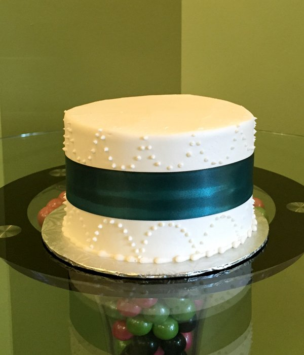 Ribbon Chandelier Layer Cake