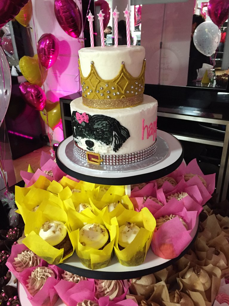 Dog Birthday Cake Milwaukee