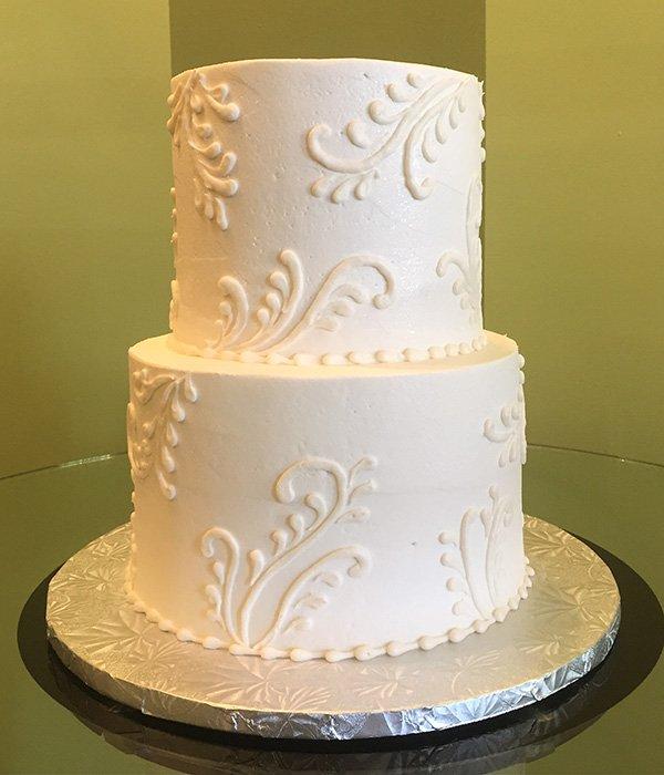 Eleanor Tiered Cake