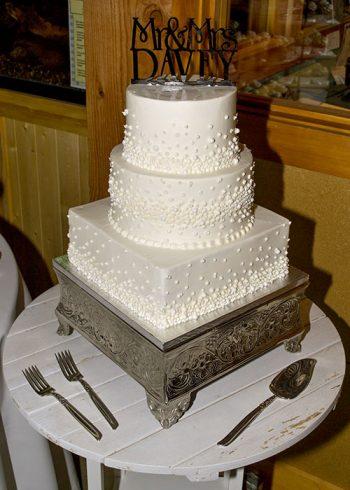 Giselle Wedding Cake Display