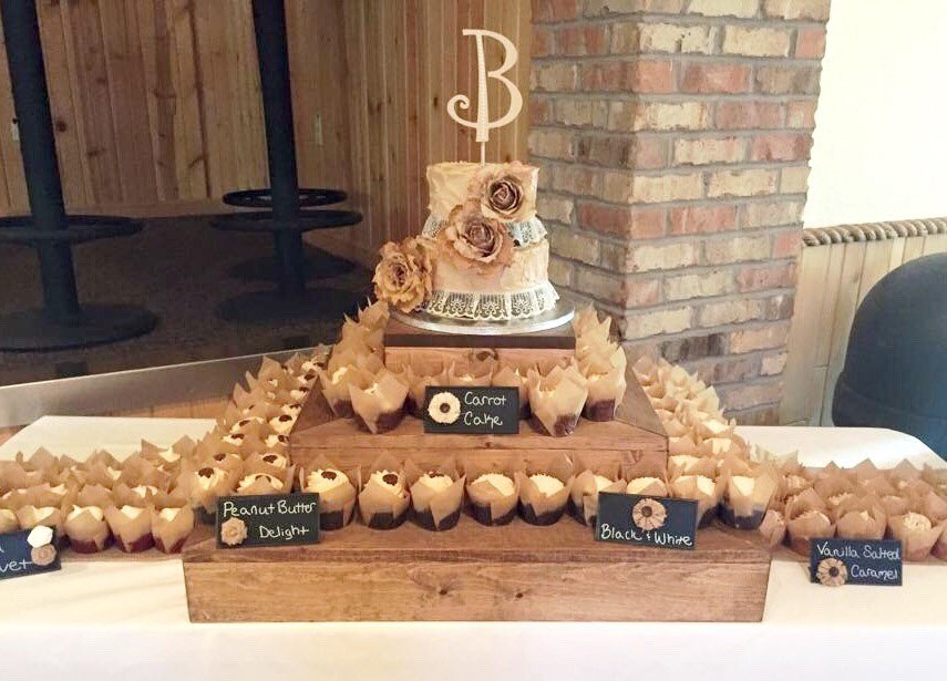 Wedding Gallery – Classy Girl Cupcakes