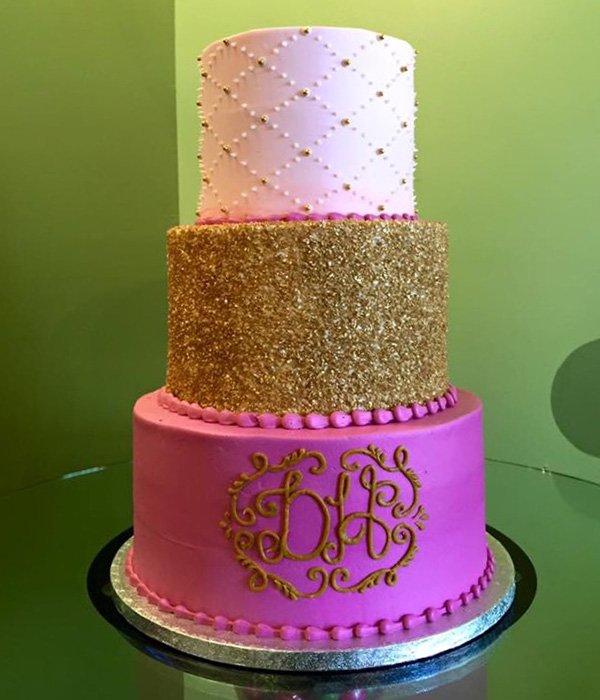 Jasmine Wedding Cake