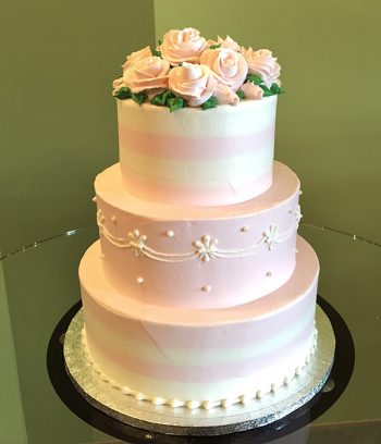 Juliette Wedding Cake