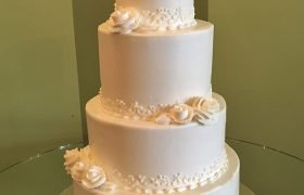 Kaila Wedding Cake