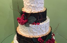 Millicent Wedding Cake