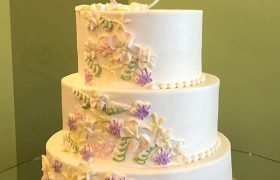 Shelley Wedding Cake