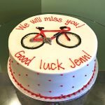 Bicycle Layer Cake