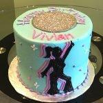 Disco Chic Layer Cake