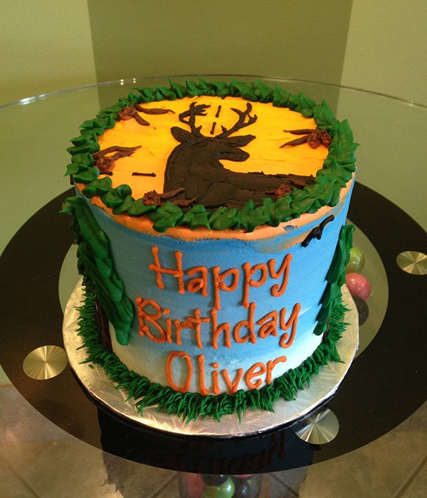 Hunting Layer Cake