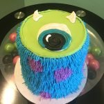 Monsters Inc. Layer Cake