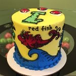 One Fish Two Fish Layer Cake