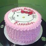 Hello Kitty Layer Cake