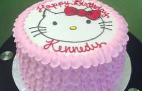 Hello Kitty Layer Cake