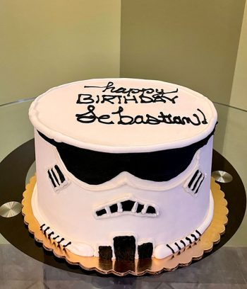 Storm Trooper Layer Cake