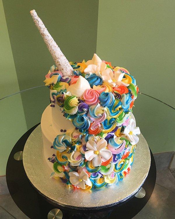 Tier White Cake