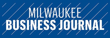 Milwaukee Business Journal logo.