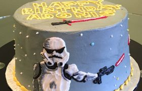 Star Wars Layer Cake