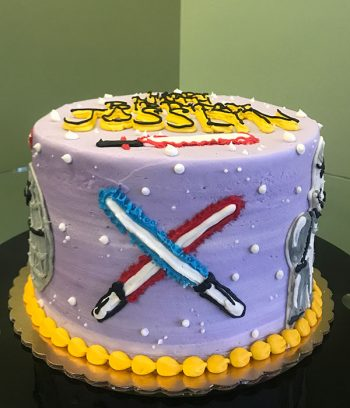 Star Wars Layer Cake - Front