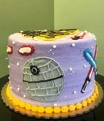 Star Wars Layer Cake - Side