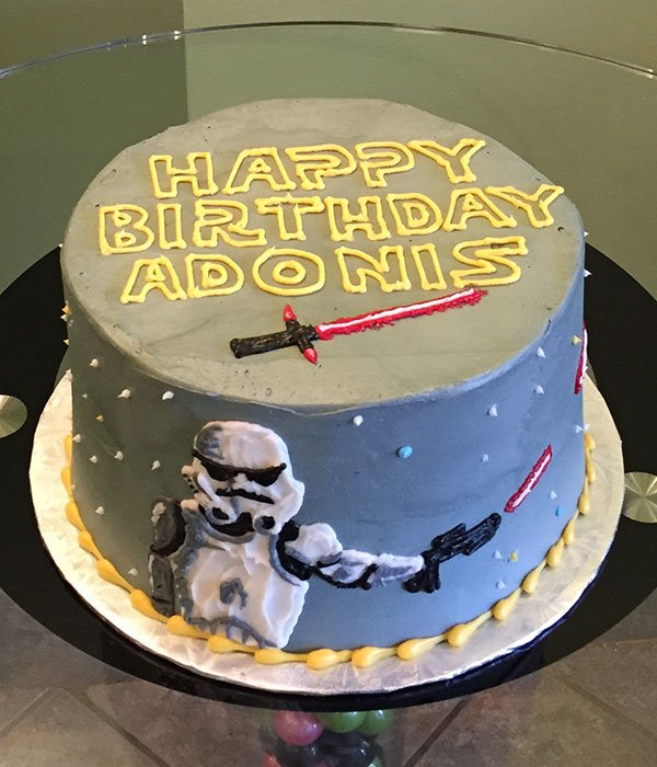Star Wars Layer Cake - Top