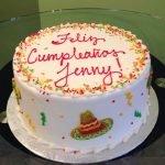 Fiesta Layer Cake